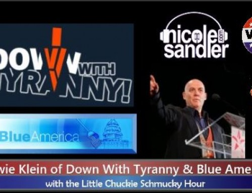 10-29-20 Nicole Sandler Show – Thursday with Howie Klein Talking Down Ballot Progressives