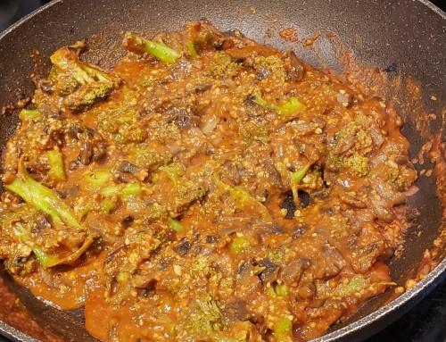 Vegan Tikka Masala Sauce