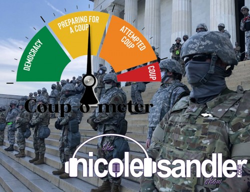 11-20-20 Nicole Sandler Show  – Coup or No Coup? with John Nichols & 'Boca' Brit Somers