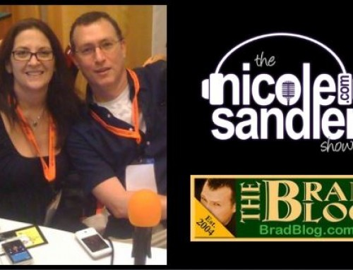11-30-20 Nicole Sandler Show – Tracing the Crazy Back to Brad Friedman