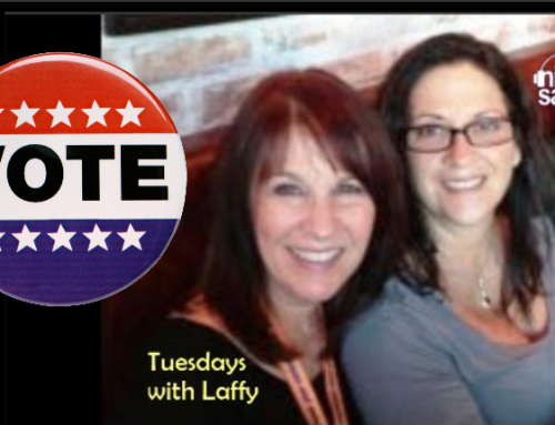 11-3-20 Nicole Sandler Show – Election Day Tuesday with @GottaLaff