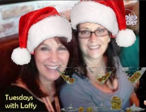 12-22-20 Nicole Sandler Show – Festivus Eve Tuesday with @GottaLaff