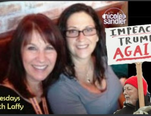 1-12-21 Nicole Sandler Show – Terrifying Tuesday with @GottaLaff
