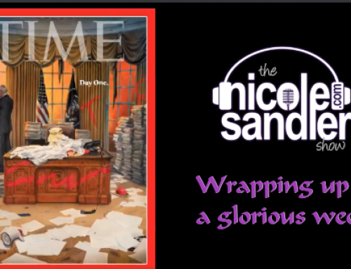 1-22-21 Nicole Sandler Show – Wrapping Up a Glorious Week