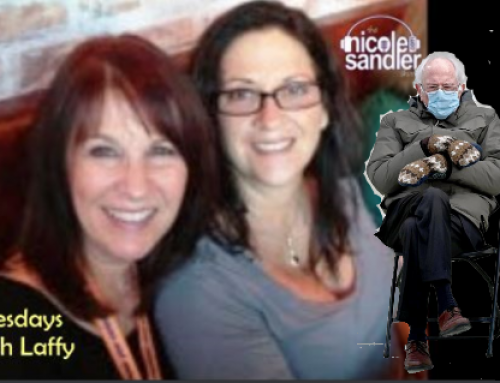 1-26-21 Nicole Sandler Show – The First Post-D'ump Tuesday with @GottaLaff