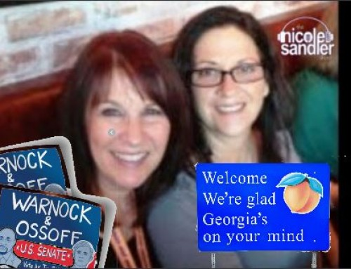 1-5-21 Nicole Sandler Show – Georgia on Our Minds Tuesday with @GottaLaff