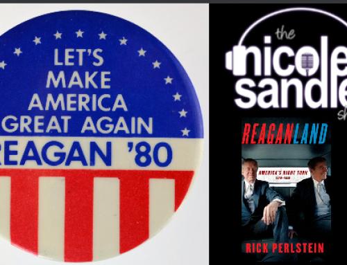 2-24-21 Nicole Sandler Show – WTF GOP with Rick Perlstein