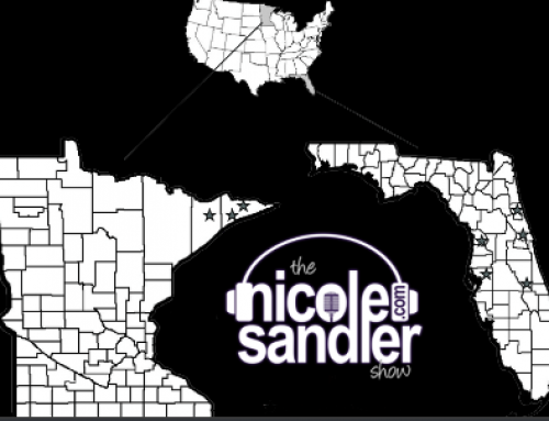 4-12-21 Nicole Sandler Show – Enough with the Guns and Meet My Congressman