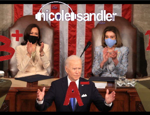 4-30-21 Nicole Sandler Show – Progressive Professor Rates Potus Performance with Harvey J Kaye