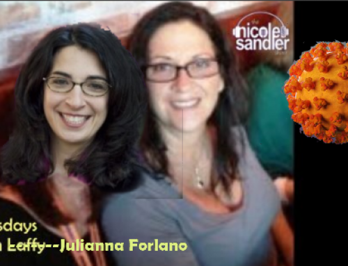 4-6-21 Nicole Sandler Show – Tuesday with Julianna Forlano