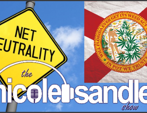 5-10-21 Nicole Sandler Show – Monday Media & Marijuana Madness
