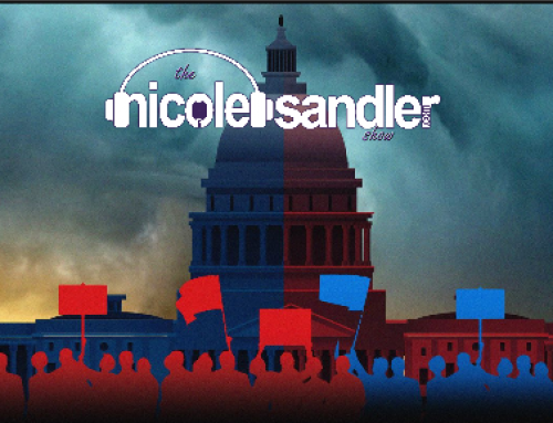 5-11-21 Nicole Sandler Show- Democracy Doomed with David Atkins