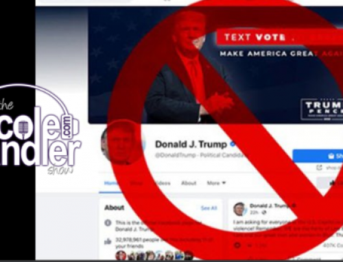 5-5-21 Nicole Sandler Show – Facebook, Trump and our Broken Media
