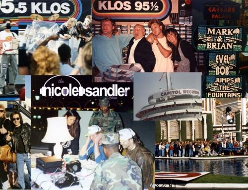 6-11-21 Nicole Sandler Show – Radio Daze– Reconnecting with Mark Thompson