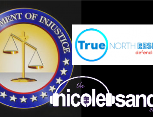 6-16-21 Nicole Sandler Show –  The Dept of Injustice with Lisa Graves