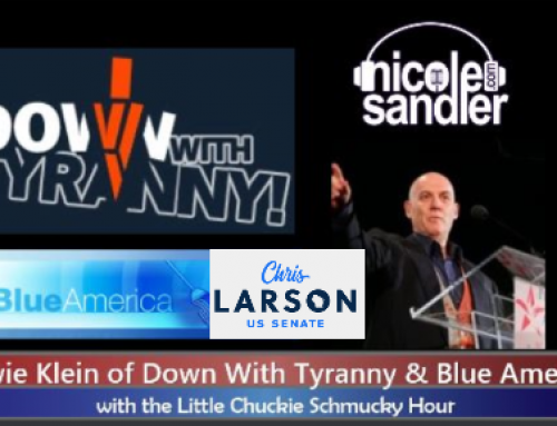 6-17-21 Nicole Sandler Show -Thursday with Howie Klein, SCOTUS rulings and Chris Larson