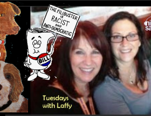 6-22-21 Nicole Sandler Show -Tuesday with @GottaLaff and the End of Democracy
