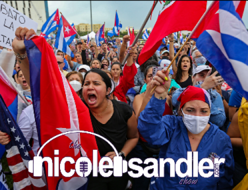 7-16-21  Nicole Sandler Show – Another Cuban Crisis and Florida's Double Standard