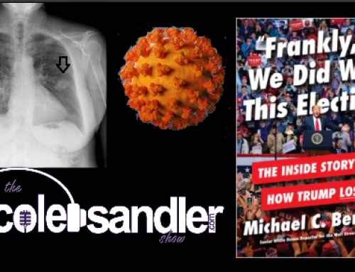 7-23-21 Nicole Sandler Show – Covid, Cancer & Trump with Michael C. Bender