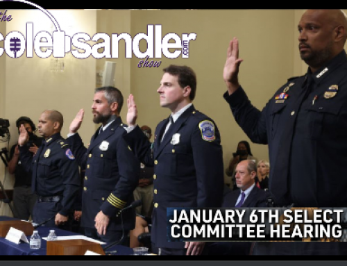 7-27-21 Nicole Sandler Show – The Select Committee on 1/6 First Hearing Is In the Books