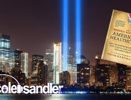 9-10-21 Nicole Sandler Show – 20 Years Later and Thom Hartmann Too