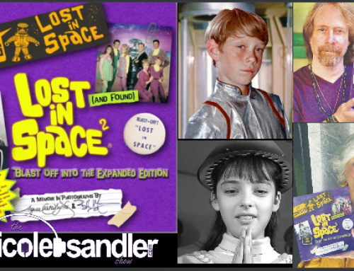 9-15-21 Nicole Sandler Show – Lost in the Past with Bill Mumy & Angela Cartwright