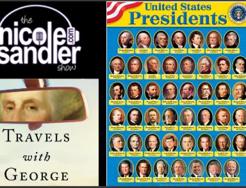 9-17-21 Nicole Sandler Show – Friday with George Washington & Nathaniel Philbrick