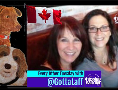9-21-21 Nicole Sandler Show – Tuesday with a Canada-bound @GottaLaff (3 more days!)