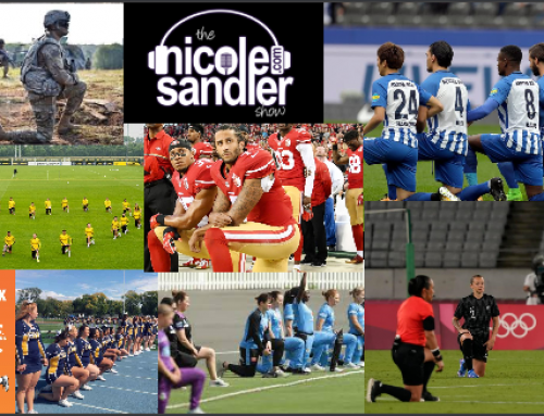 9-22-21 Nicole Sandler Show – Taking a Knee for Justice with Dave Zirin