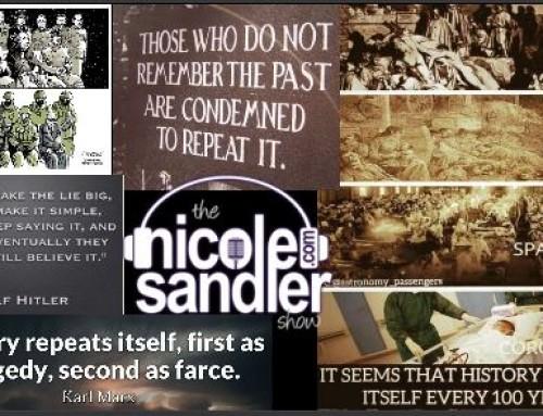 10-12-21 Nicole Sandler Show – History Repeating with Harvey J Kaye