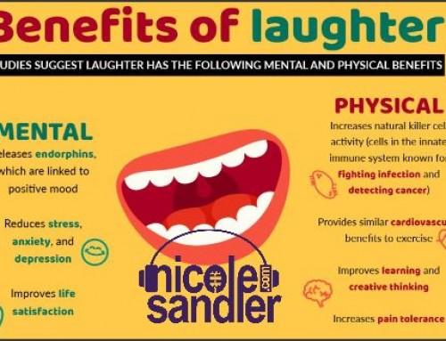10-20-21 Nicole Sandler Show – The Best Medicine with Noel Casler